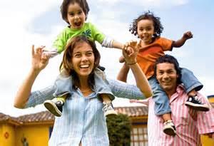 Ethnic Family Pic